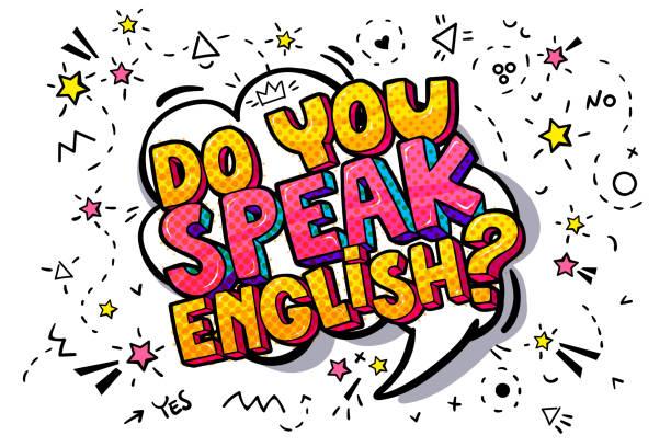 konzept von englisch zu lernen. - england stock-grafiken, -clipart, -cartoons und -symbole