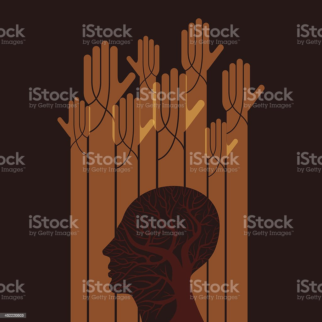 concept of unity royalty-free concept of unity stock vector art & more images of a helping hand