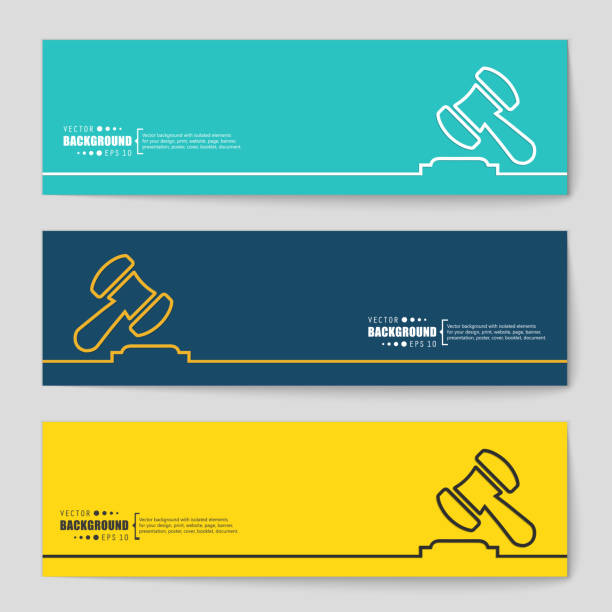 Concept vector banner background Abstract creative concept vector background for Web and Mobile Applications, Illustration template design, business infographic, page, brochure, banner, presentation, booklet, document. auction stock illustrations