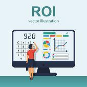 ROI concept vector