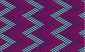istock Concept zig-zag seamless geometry pattern. Seamless Italian style geometric motif for header, poster, background, fabric. 899640990