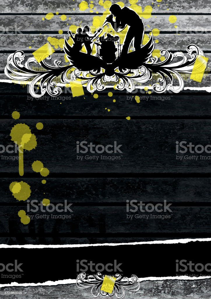 concert advertising royalty-free concert advertising stock vector art & more images of adult