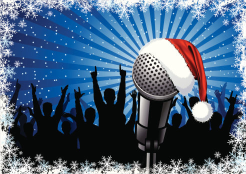 Concert for Christmas (vector + xxl jpg)