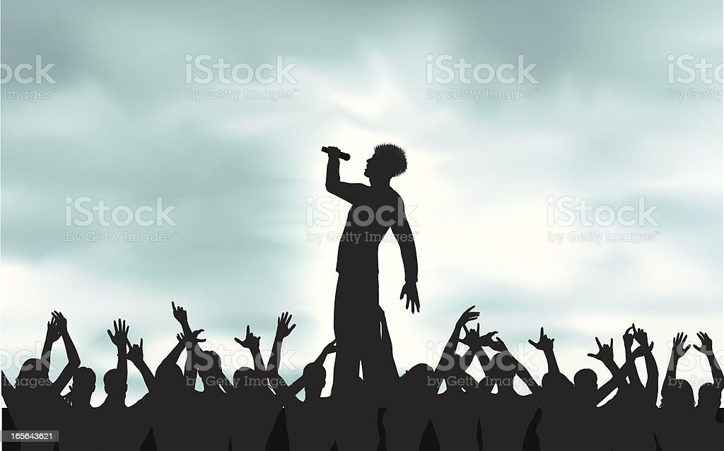 Concert royalty-free concert stock vector art & more images of adult