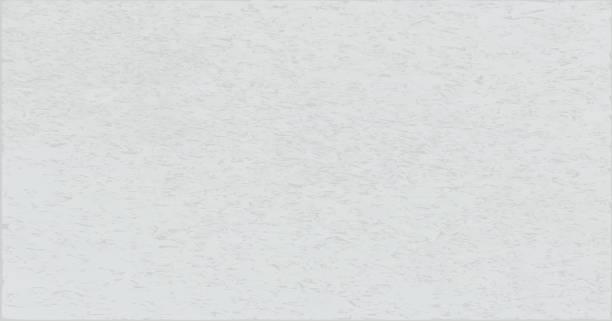 Betonboden, grob verputzte Wand, Baumaterial von grau. – Vektorgrafik