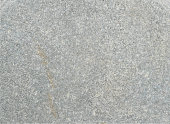 empty untreated concrete tabletop textured background in gray colors with brown rust spots, close up horizontal stock vector illustration clip art