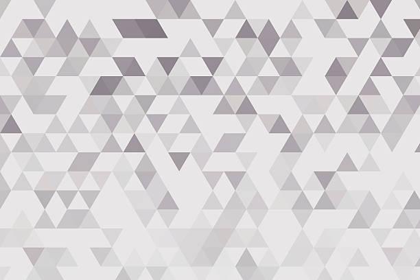 Concrete Triangle Gradient Pattern vector art illustration