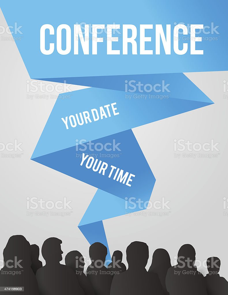 Conference illustration royalty-free conference illustration stock vector art & more images of abstract