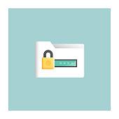 Confidential Data Icon