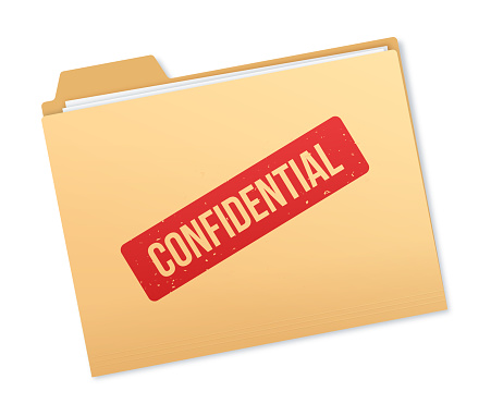 Confidential File Information