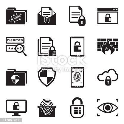 Secret, Data, Information
