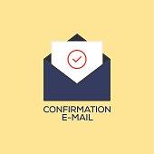 Confirmation E-Mail Icon