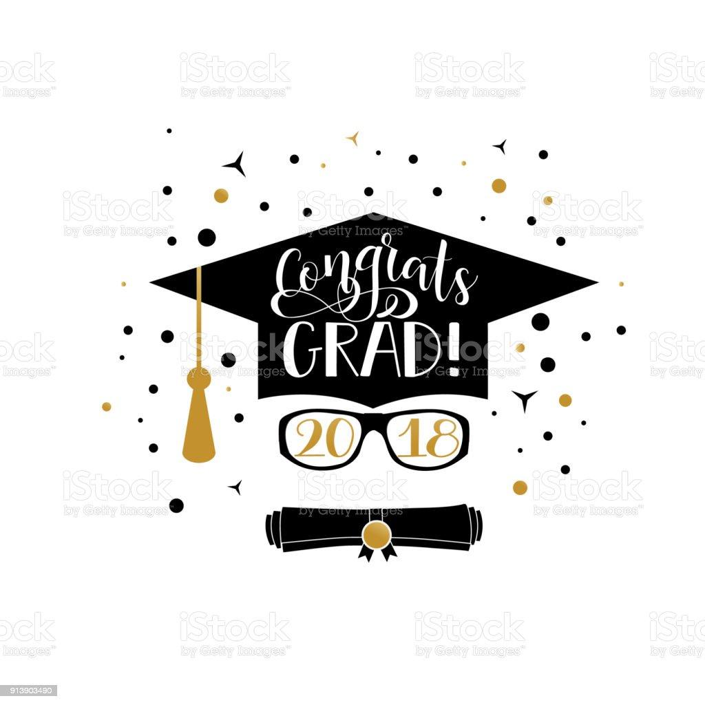 Congrats on graduating