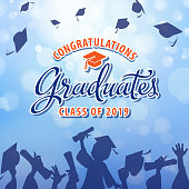 Congratulations on your graduation and join the party for the class of 2019 graduates