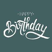 """congratulations """"happy birthday"""""""