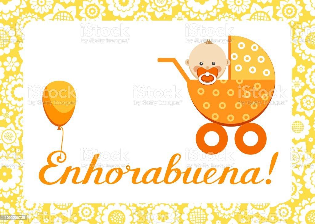 Gluckwunsche zum baby spanisch