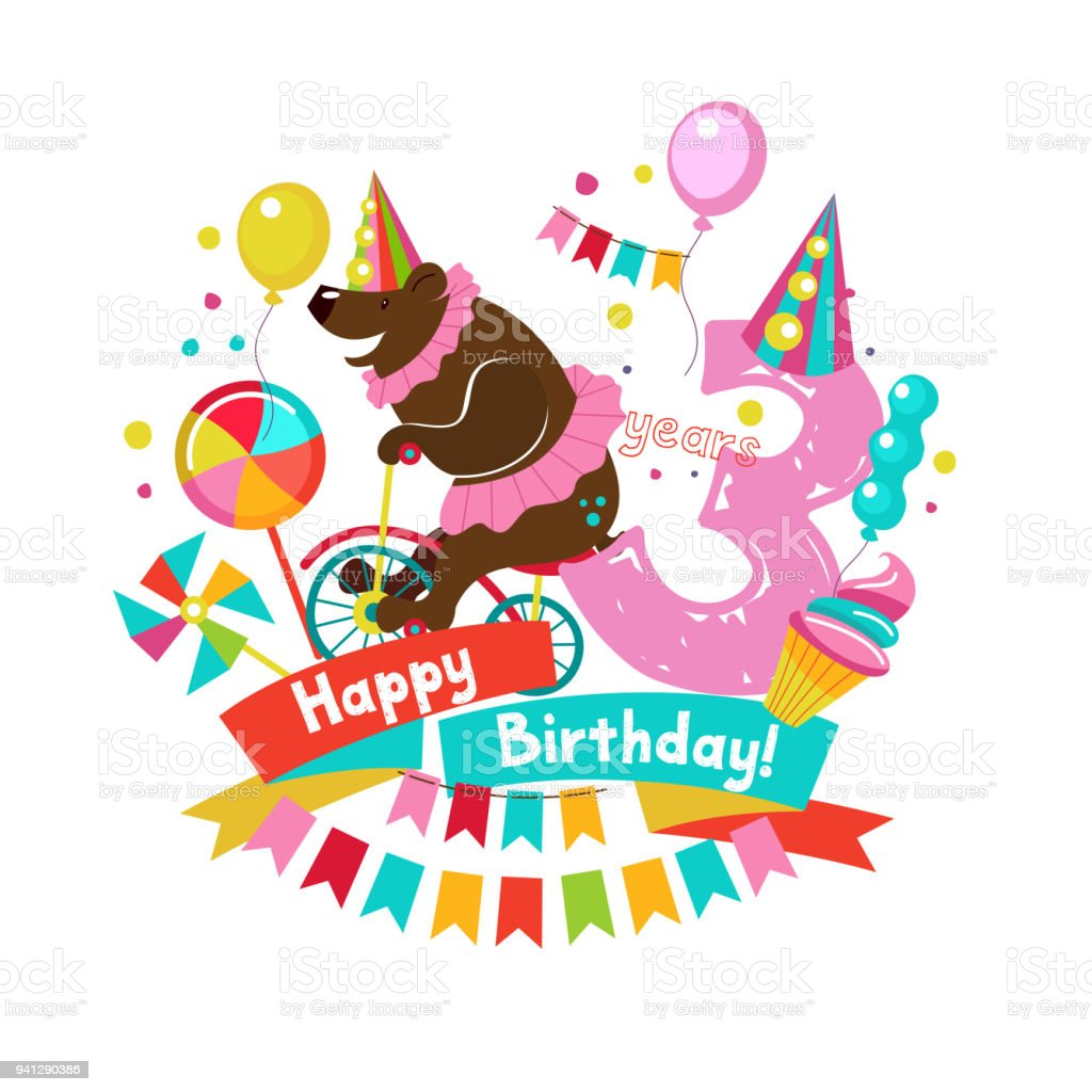 Congratulations on your birthday invitation to a festive party 3 congratulations on your birthday invitation to a festive party 3 years from the date filmwisefo