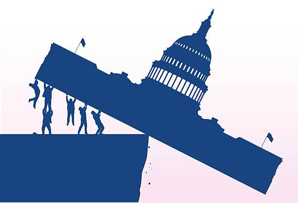 ilustrações de stock, clip art, desenhos animados e ícones de congresso tirar - democracy illustration