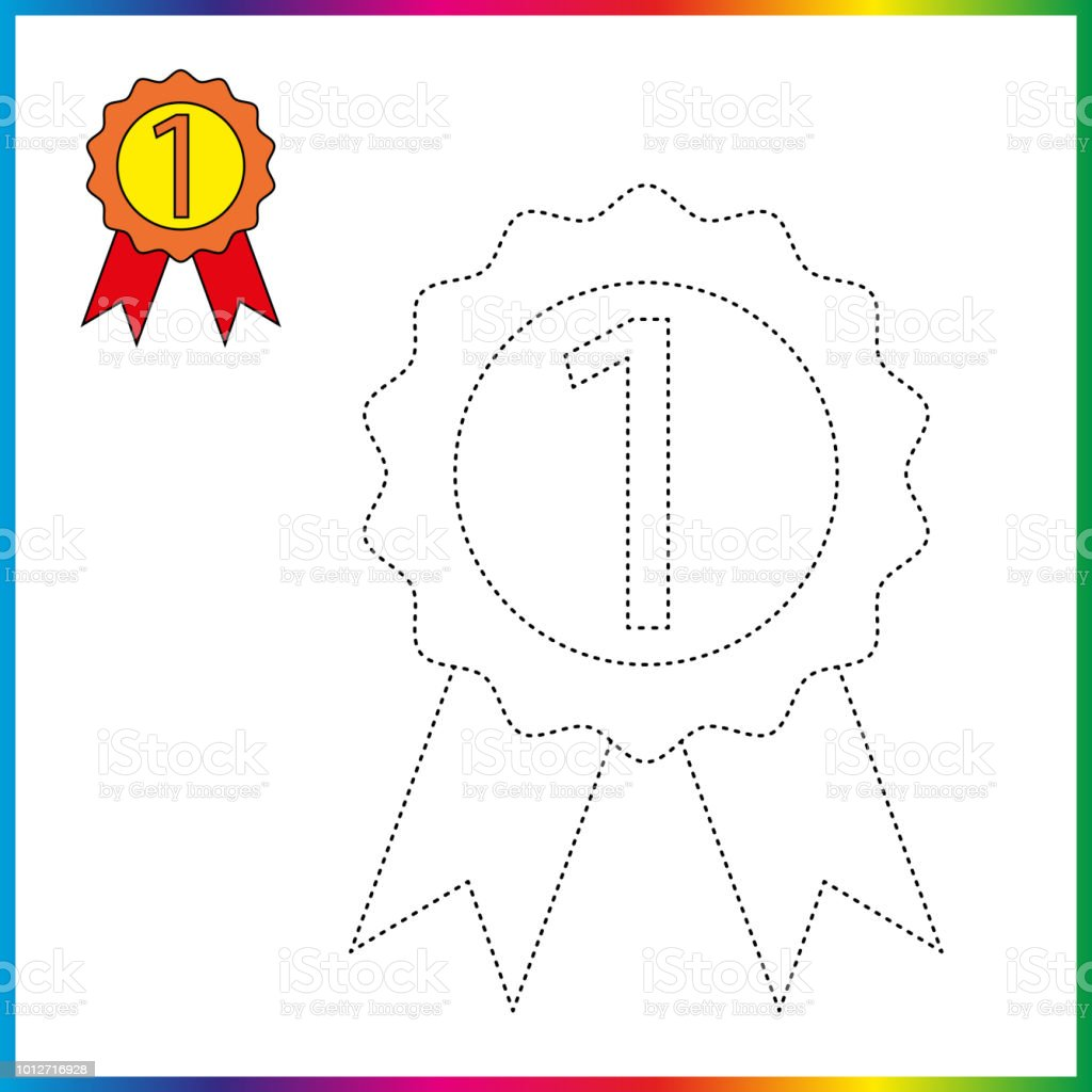 Connect The Dots And Coloring Page Worksheet Restore Dashed Line