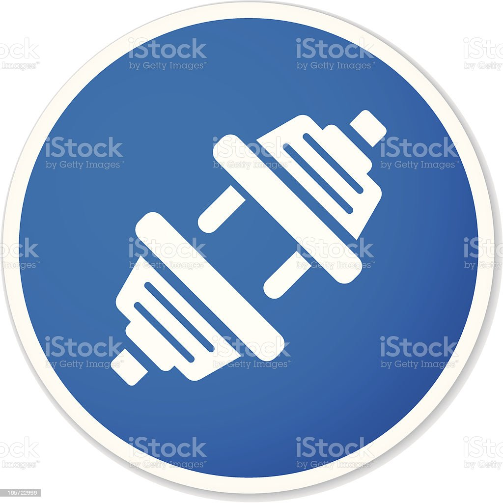 connecting plug sticker royalty-free stock vector art