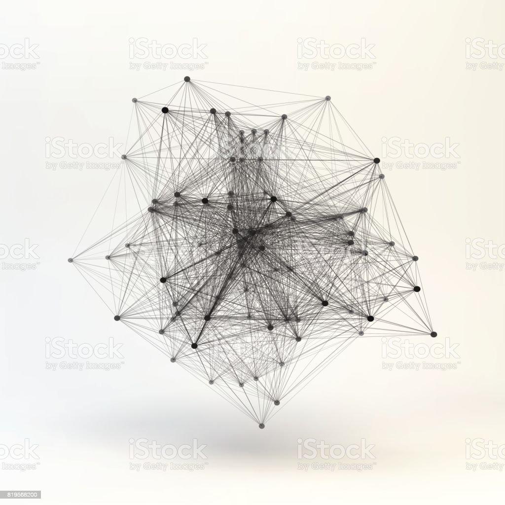 Ilustración De Estructura De Conexión Ilustración De Vector De Estructura Metálica Y Más Vectores Libres De Derechos De Abstracto