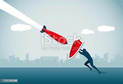 istock conquering adversity 1220260099