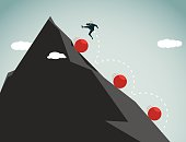 Conquering Adversity-Illustration