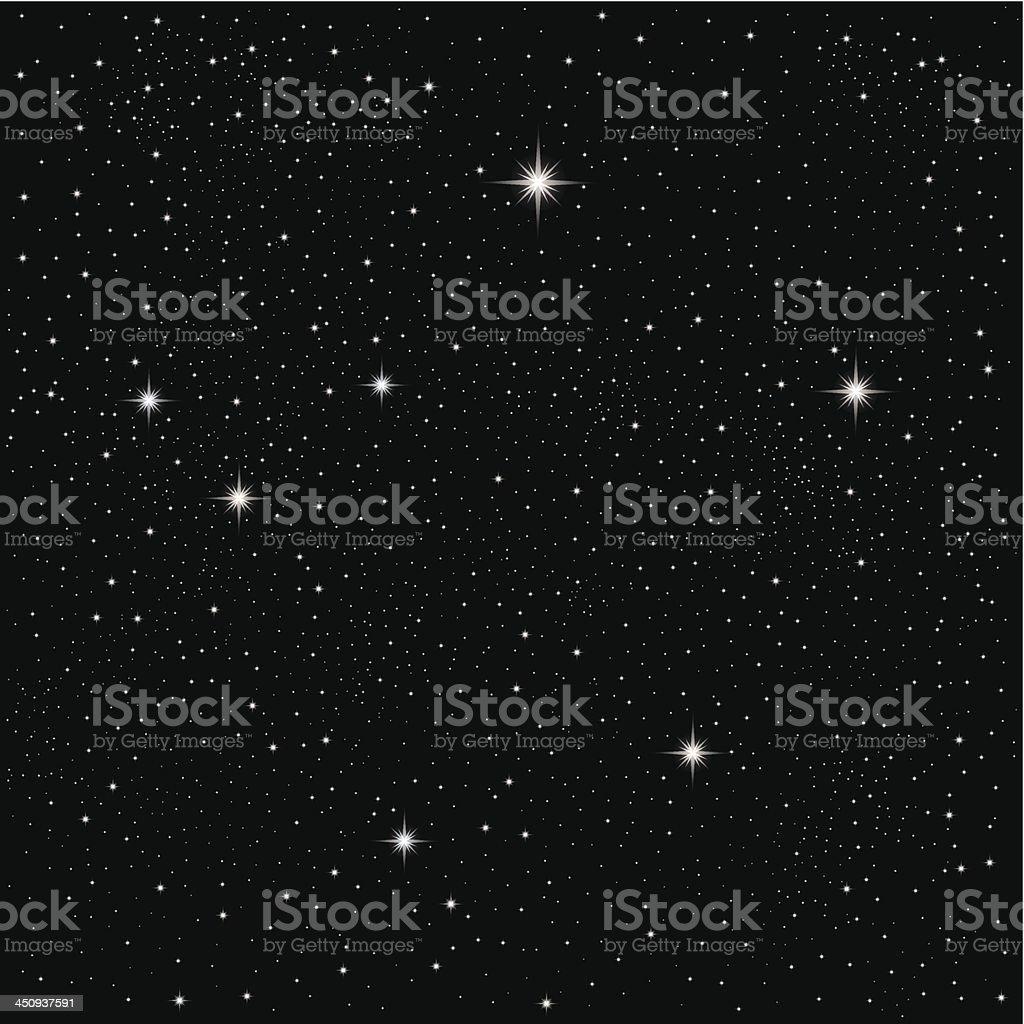 Constellation Libra vector art illustration