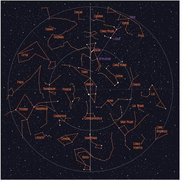 ilustrações de stock, clip art, desenhos animados e ícones de constellation map - mapa das estrelas