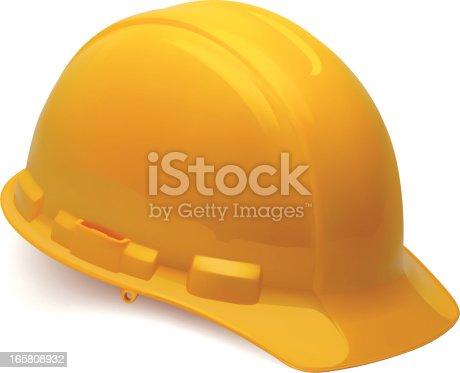 istock Construction Hardhat 165808932