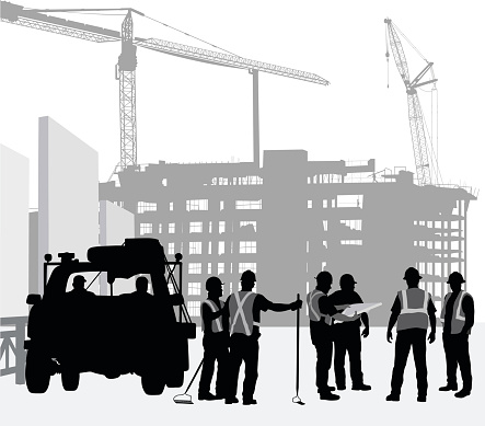 Construction Instruction Stock Illustration - Download Image Now