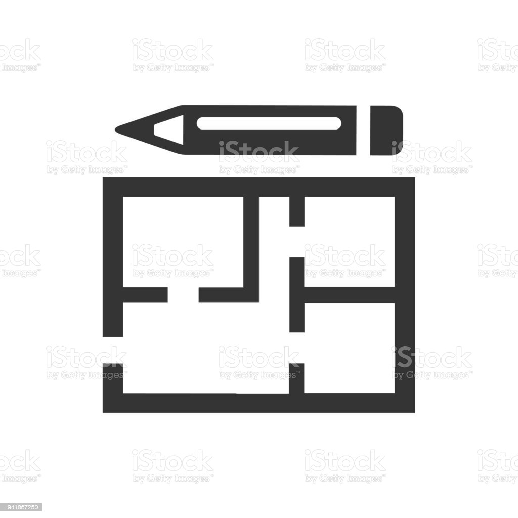 Construction planning icon stock vector art more images of construction planning icon royalty free construction planning icon stock vector art amp more images malvernweather Image collections