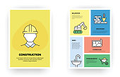 Construction Related Infographic