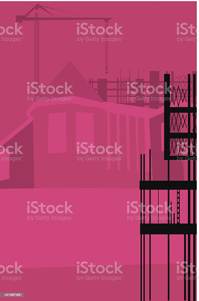 construction site royalty-free construction site stock vector art & more images of architect