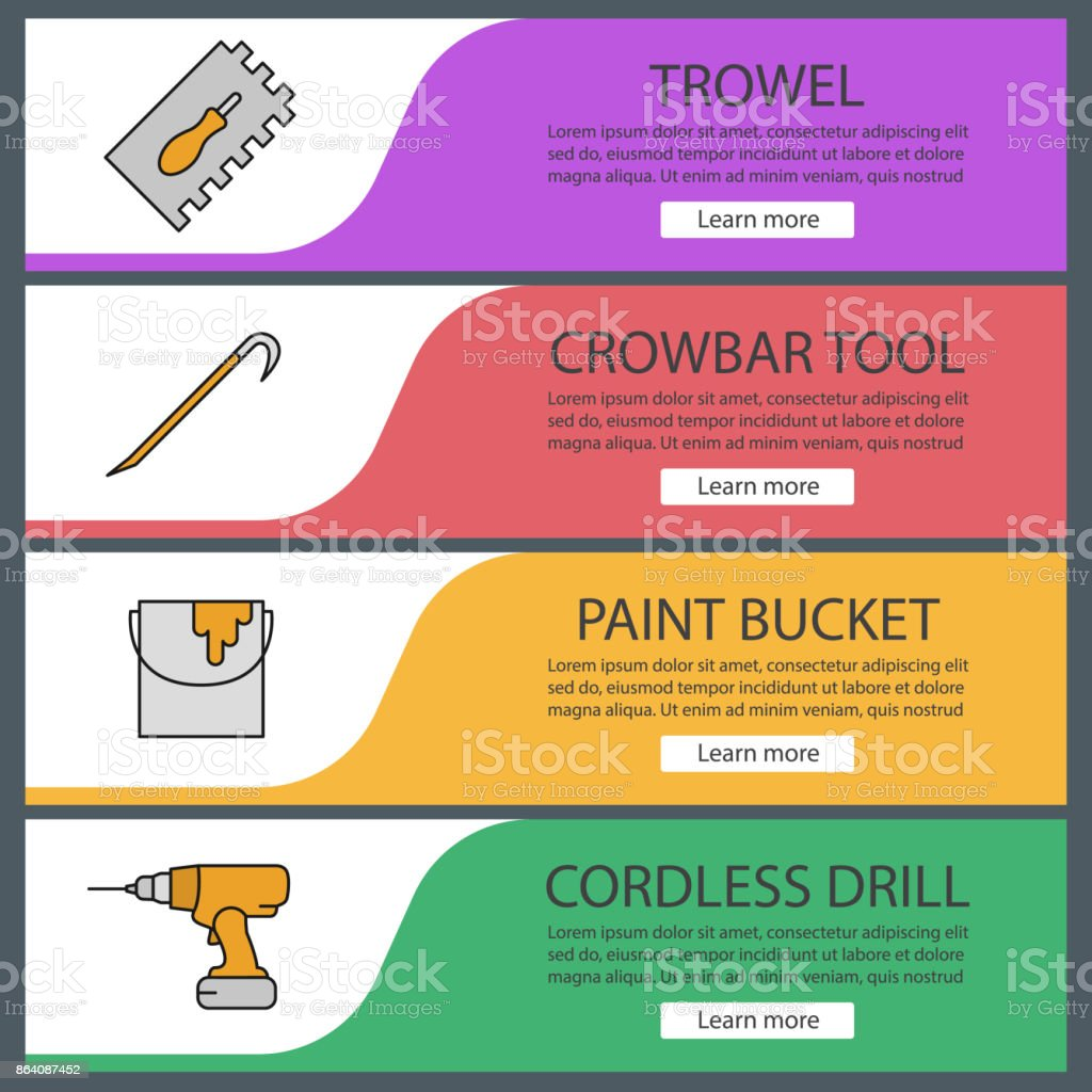 Construction tools icons royalty-free construction tools icons stock vector art & more images of business finance and industry