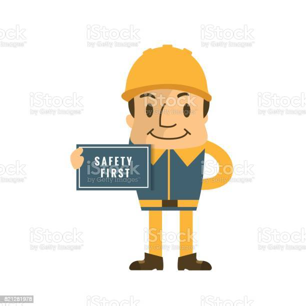 Safety First Vector Art Graphics Freevector Com