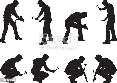 Construction workers drilling and hammeringhttp://www.twodozendesign.info/i/1.png