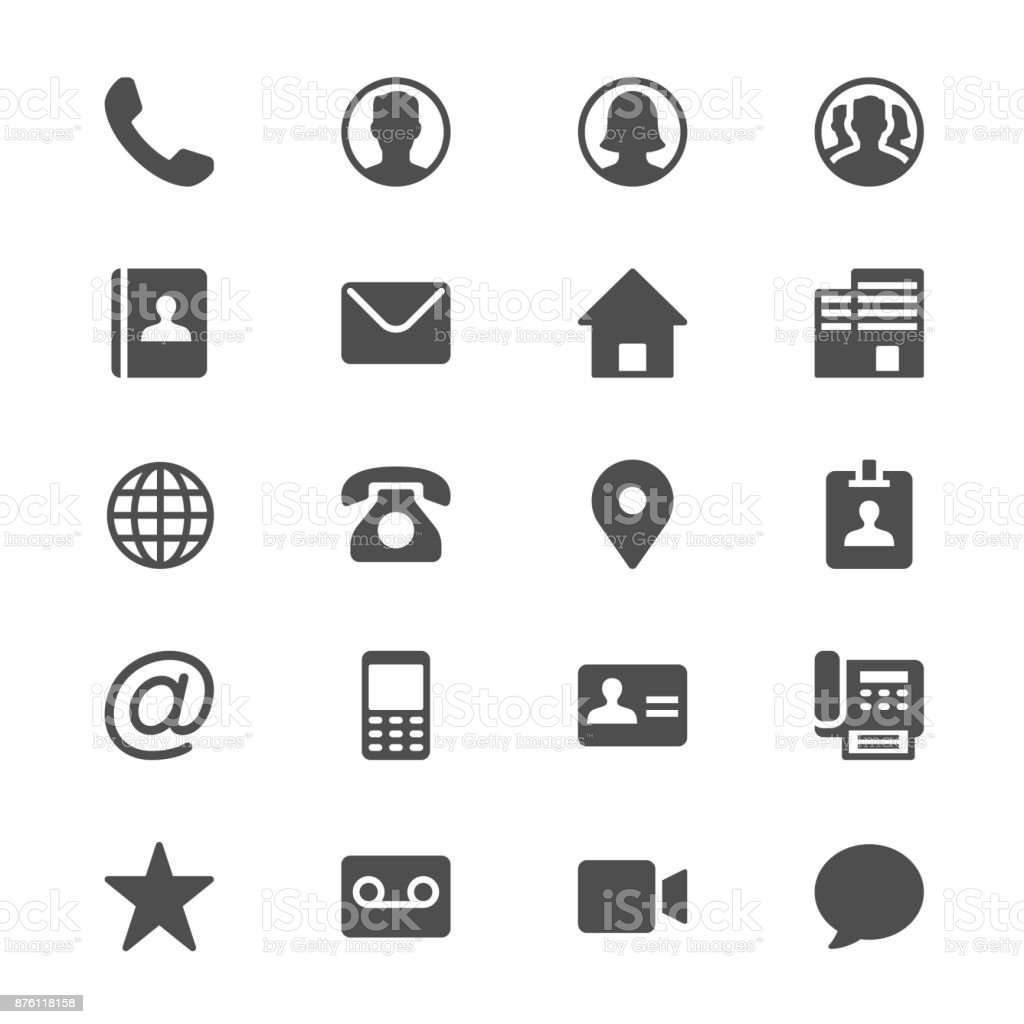 small cell phone icon for resume
