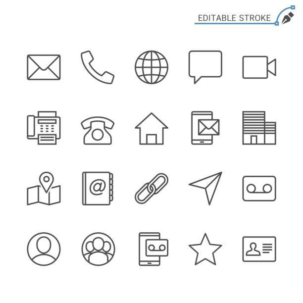 Royalty Free Fax Machine Clip Art, Vector Images -2828