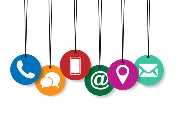 Contact us symbols Social Media network icon symbols colour color network icons icon call us email mobile signs sign fun funny talk Network digital technology People connect busines whatsapp app tags Contact us symbols Social Media network icon symbols colour color network icons icon call us email mobile signs sign fun funny talk Network digital technology People connect busines whatsapp app tags social media icons stock illustrations