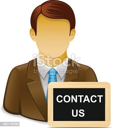 istock Contact us 450745293