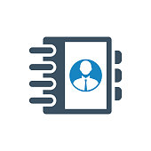 istock contacts address book icon 1257682802