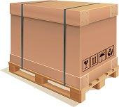 Container carton