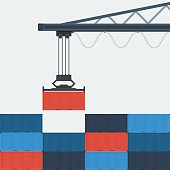 Container Shipping.