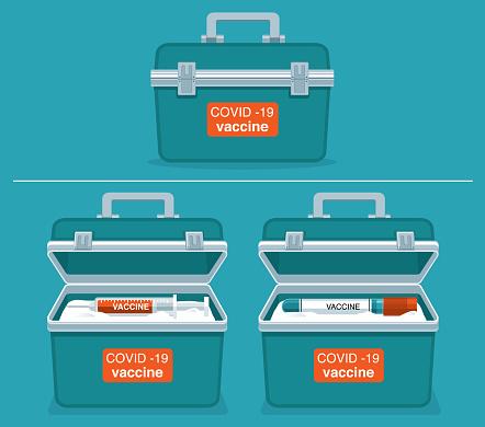 Container - Vaccine
