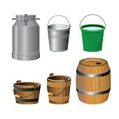 Containers for food and liquids