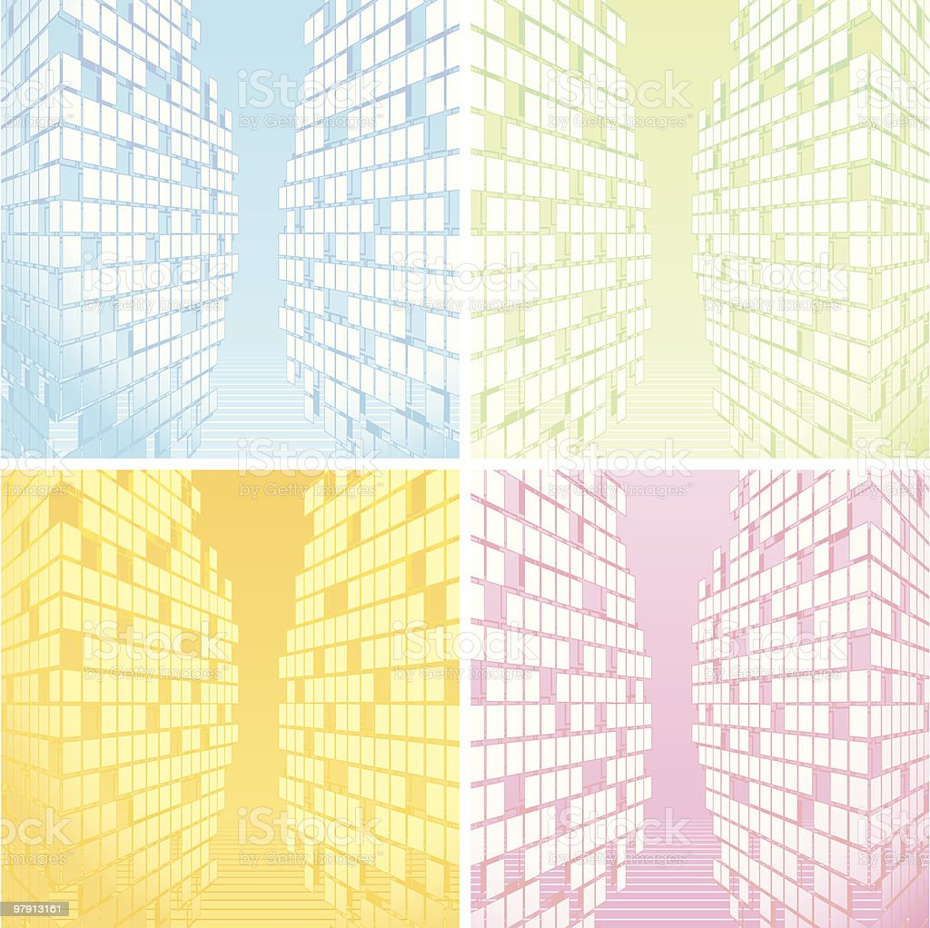 Contemporary abstract background. Vector Illustration royalty-free contemporary abstract background vector illustration stock vector art & more images of abstract