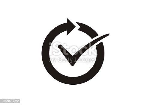 istock continuous convenience simple icon 945873958
