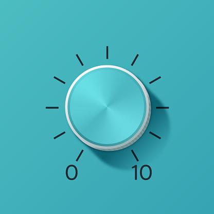 Control Knob or Dial