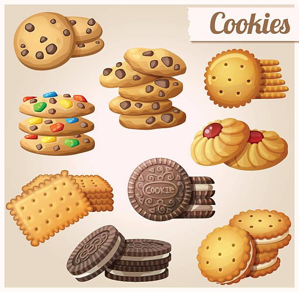 クッキー イラスト素材 Istock